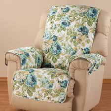 deluxe reversible waterproof recliner chair cover walter drake