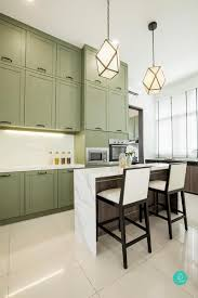 kitchen cabinet modern design malaysia it s official this is the most popular kitchen style qanvast