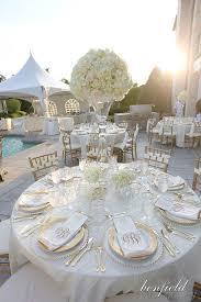 white wedding white wedding decor