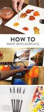 how to mix acrylic paint 11 tips u0026 tricks jessie learning and