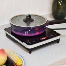 Ebay Cooktop Single Induction Cooktop Ebay