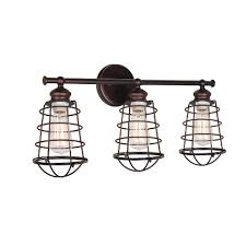 industrial bathroom light add some functional art to your rustic
