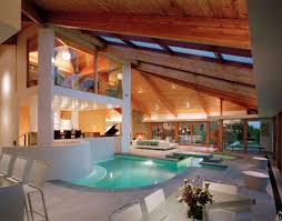luxury house plans with indoor pool buildings contemporary indoor pool rooms tropical concept