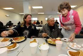 murphy photos photos salvation army feeds homeless on