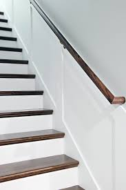 Stairway Banisters And Railings Iheart Organizing Do It Yourself Stairway Handrail Installation