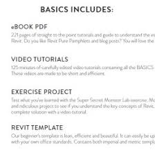 revit tutorial beginner basics learning revit made simple archipreneur