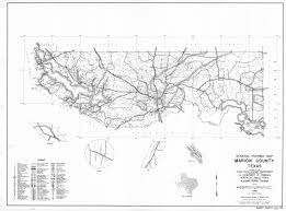 Tx County Map Maps
