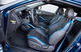 Veloster Hyundai Interior Empowering 6 Speed 2018 Hyundai Veloster Offers More Excitement