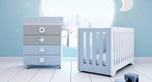 chambre bebe moderne chambre bébé lit et commode semi maths de alondra chambre bébé