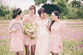 wedding dress garden party emilia s garden party wedding weddbook
