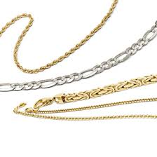 gold necklace types images Gold silver jewelry sam 39 s pawn shop jpg