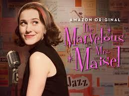 amazon com the marvelous mrs maisel rachel brosnahan michael