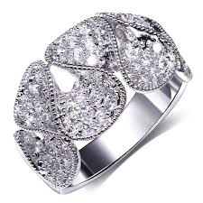 luxury rings images Fashion jewelry luxury rings with cubic zircon finger ring high jpg