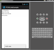 add reminder in android android sqlite exle the todo application programmer s lounge