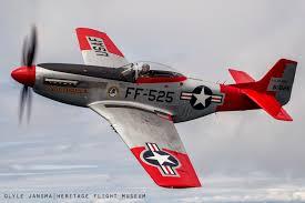 51d mustang p 51 mustang val halla heritage flight museum