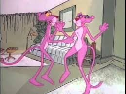 pink panther archives barbie cartoon
