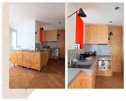 cuisine osb osb kuchyně osb inspirace plywood workspace design