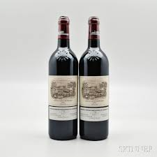 learn about chateau lafite rothschild chateau lafite rothschild 2004 2 bottles sale number 2915t lot