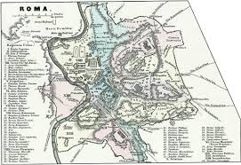 Map Of Rome Italy by Index Of Map Rome