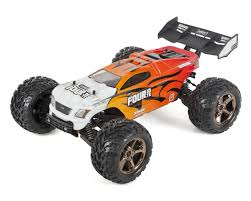 remote control bigfoot monster truck electric powered rc monster trucks hobbytown