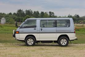 mitsubishi delica camper delica starwagon of the commonwealth clunkbucket
