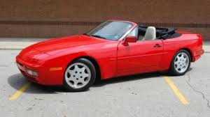 1991 porsche 944 s2 cabriolet let s all remember the forgotten porsche 944 convertible