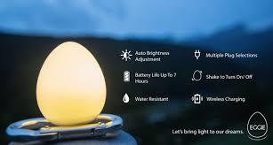 Go Light Your World Eggie Light Up Your World By Gavin Chu U0026 Andrew Geng U2014 Kickstarter