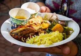 bliss cafe holds vegan thanksgiving demonstration with mayor heidi