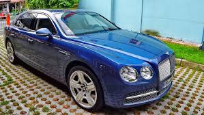bentley blue blue bentley flying spur w12 wallpapers by carpichd car pic hd