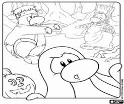 coloring pages of club penguin club penguin coloring pages printable games