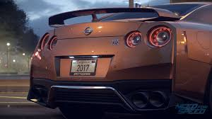 nissan skyline gtr 2017 nissan gt r 2017 to make video game debut in need for speed
