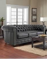 Chesterfield Tufted Leather Sofa Deals On Tufted Leather Sofa Are Going Fast