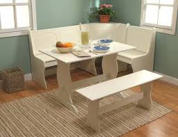 White Tile Kitchen Table by Kitchen Table Sets With Bench White Painted Kitchen Cabinet Brown