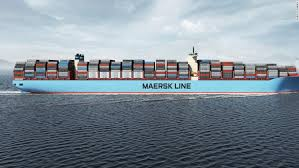 largest ship in the world the world s biggest container ship