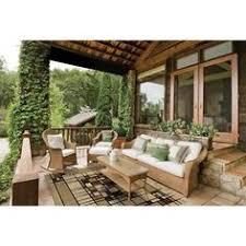 Veranda Living Outdoor Rugs Orian Veranda Ethridge Brown 2314 Area Rug Room View Homedecor