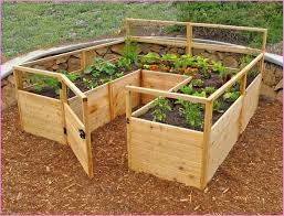 affordable backyard vegetable garden designs ideas 10 round decor