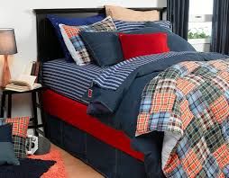 Tommy Hilfiger Duvet Amazon Com Tommy Hilfiger All American Denim Bedding Collection