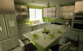 green kitchen ideas finest changing mood of modern kitchen design