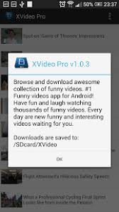 xvideo apk android app xvideo pro apk for windows phone android and apps