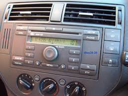 100 ford focus 2005 6000 cd radio manual ford cd changer