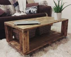 farmhouse style coffee table ahvima industrial pallet coffee table made of reclaimed timber