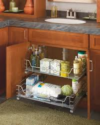 How To Organize Under Your Bathroom Sink - thanks to diamond tidy your bathroom counters by organizing