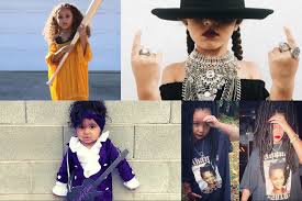 these kids dressed as rihanna beyonce and prince just won