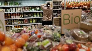 Consommation De Produits Bio Dans La Consommation De Produits Bio Bondit De Près De 22 En 2016 L