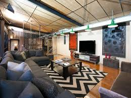warehouse style home design chic new york warehouse style home in australia