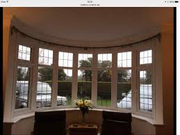 curved bay windows curved curtain rods for bow windows pole bay