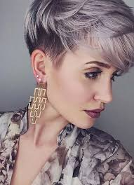 grey hairstyles for young women 100 short hairstyles for women pixie bob undercut hair