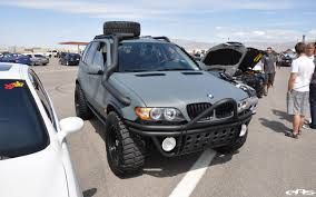 bmw jeep 2008 off road option available