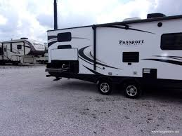 2018 passport grand touring 2920bh travel trailer 002050 hopper