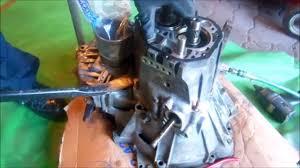 fiat ducato 2l petrol 90 gearbox repair vaihe 003 vaihteiston
